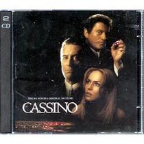 Cd Duplo: Cassino - Trilha Sonora Original Do Filme -lacrado