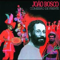 João Bosco - Comissão De Frente Raro 1982 Exc. Estado