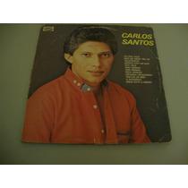 Vinil Carlos Santos - 1984