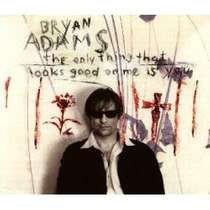 Cd Bryan Adams - The Only Thing That ( Single Usa ) A&m 1996