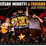 Cd / César Menotti E Fabiano (2008) Voz Do Coração - Ao Vivo