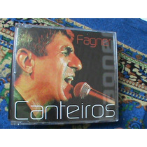Cd Fagner - Single Promocional - Canteiros Epic / Cbs