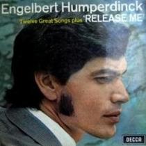 Engelbert Humperdinck Raro Selo Da Deram