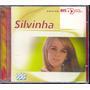 Cd Silvinha - Série Bis Jovem Guarda - Duplo - Lacrado