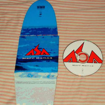 Asa De Águia - Cd Single Promo Maré Mansa (p) 1999 Bmg.
