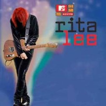 Cd Rita Lee - Mtv Ao Vivo (2004) Com Pitty E Zélia Duncan