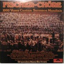 Orquestra Hans Bertram - 1000 Vozes Cantam Sucessos - 1973