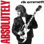Cd Rik Emmett Absolutely Importado Made In Usa