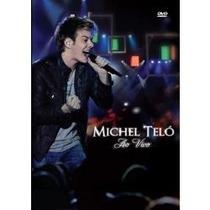 Dvd Michel Teló - Ao Vivo * * * Frete Grátis * * *