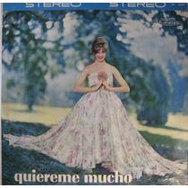 Orquestra Romanticos De Cuba Lp Quiereme Mucho