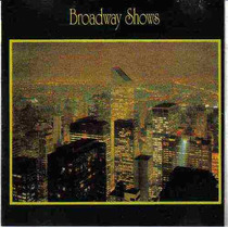 Cd Broadway Show - 101 Strings Orchestra
