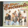 Cd Grupo Encanto - Fantasias - Samba, Pagode - Kaskatas