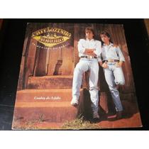 Lp Chitãozinho E Xororó, Cowboy Do Asfalto, Disco Vinil,1990