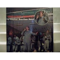 Noites De Nostalgias Com Gregorio Barrios / Lp Vinil Disco