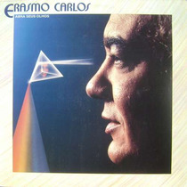 Erasmo Carlos-lp Abra Seus Olhos-encarte-1986