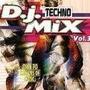 Cd Dj Techno Mix Vol 3