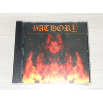 Cd Bathory - Destroyer Of Worlds (sueco, Lacrado) Raro