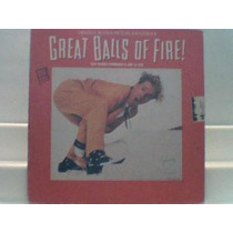 Lp Filme Great Balls Of Fire - Jerry Lee Lewis 1989