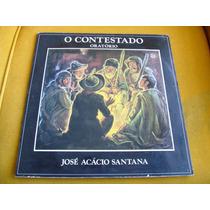 Lp Contestado Oratorio Caçador Santa Catarina Ze Maria Amin