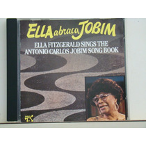 Cd - Ella Fitzgerald - Sings The Antonio Carlos Jobim Song B