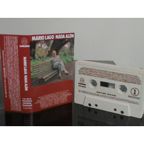 Fita K7 Mario Lago Nada Além - Gal Alcione Sandra Sa Ivone