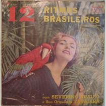 Severino Araujo E Orquestra Tabajara -12 Ritmos Brasileiros