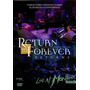 Return To Forever - Live At Montreux 2008 (dvd)