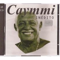 Cd Dorival Caymmi - Inédito - Duplo - Raríssimo