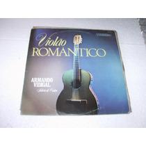 Lp Armando Vidigal, Solista De Violão
