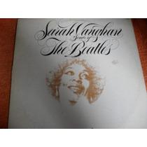Lp- Sarah Vaughan E Marcos Valle Black Music