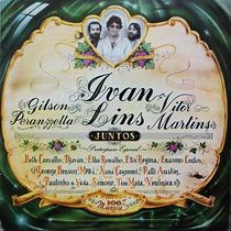 Lp Vinil Ivan Lins - Gilson Peranzzetta - Vitor Martins