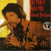 Cd Raul Seixas - Novo Aeon (1975) Novo Original Lacrado