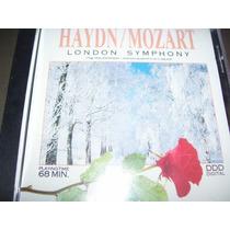 Cd Haydn - Mozart : Quarteto E Sinfônia Frete 8,00 R$