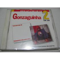 Cd Gonzaguinha - 1993 - 2 Em 1