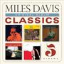 Cd Boxset Miles Davis Original Album Classics [eua] Lacrado