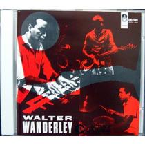 Cd Samba No Esquema De Walter Wanderley - Impecável - Raro