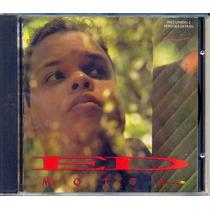 Cd Ed Motta - Um Contrato Com Deus - 1990 - 2 Faixas Bônus
