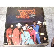 Lp Kool The Gang Something Special