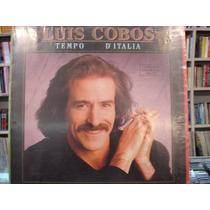 Vinil / Lp - Luis Cobos - Tempo D