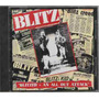 Blitz Blitzed An All Out Attack Punk(e+)(japan)cd Imp Raro**
