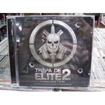 Tropa De Elite 2 Trilha Sonora Filme Cd Original Impecável