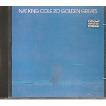 Cd - Nat King Cole - 20 Golden Greats