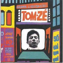 Tom Ze - Cd Grande Liquidação (1968) Novo E Lacrado (1º Lp)