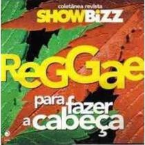 Cd Coletanea Revista Showbizz Reggae (1995) Frete Gratis