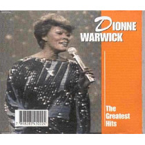 Cd Dionne Warwick - The Greatest Hits ( Nacional )