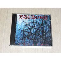 Cd Bathory - Octagon (sueco, Lacrado) Raro