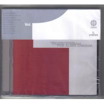 Almir Chediak - Coleção Songbook Vol.1 - Cd Novo - Raridade