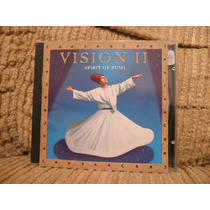 Cd Vision Ii Spirit Of Rumi