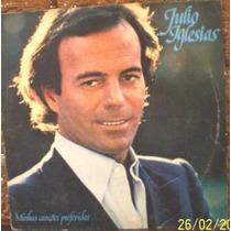 Vinil Lp Julio Iglesias - Minhas Canções Preferidas