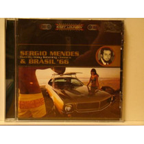 Cd - Sergio Mendes E Brasil 66 - Easy Loungin